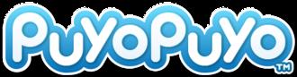 Puyo Puyo - The logo utilzed in Puyo Puyo Tetris.