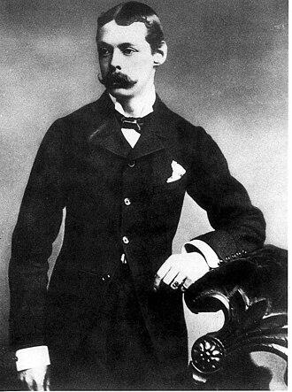 Lord Randolph Churchill - Lord Randolph Churchill