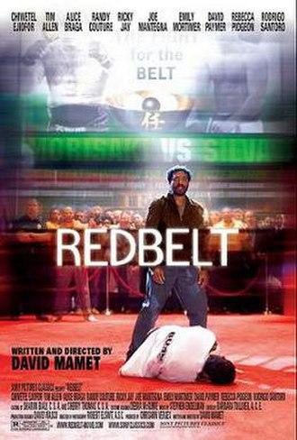 Redbelt - Image: Redbeltposter