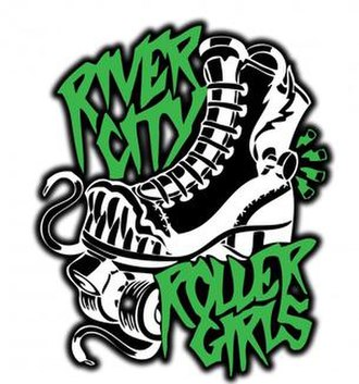 River City Rollergirls - Image: River City Rollergirls (logo)