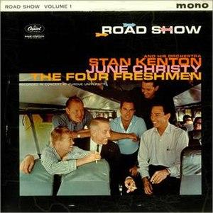 Road Show (album) - Image: Road Show (album)