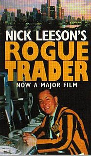Book by Nick Leeson