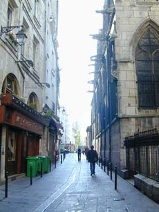 Cafe Michel Paris Menu