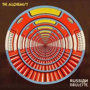 Russian Roulette (The Alchemist album) - Image: Russian Roulette (Alchemist album)