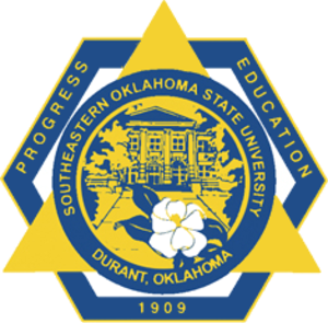 Southeastern Oklahoma State University - Image: SEOSU seal