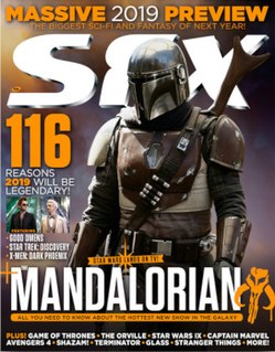 <i>SFX</i> (magazine) science fiction/fantasy magazine
