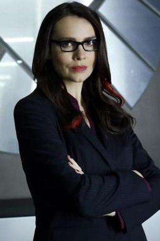 Victoria Hand - Saffron Burrows as Victoria Hand in Agents of S.H.I.E.L.D.
