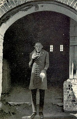 Max Schreck as Count Orlock
