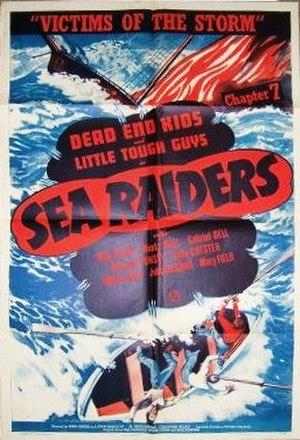 Sea Raiders - Theatrical poster