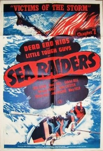 Sea Raiders - Theatrical poster