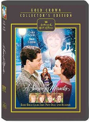 A Season for Miracles - Image: Season Miracles DVD