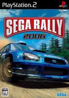 <i>Sega Rally 2006</i> 2006 video game