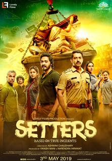 <i>Setters</i> (film) 2019 Indian Hindi-language crime thriller film