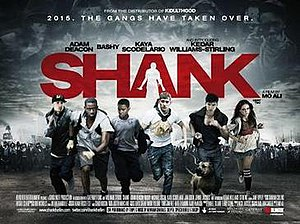 Shank (2010 film) - Official film poster
