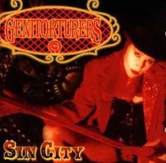Sin City (Genitorturers album) - Image: Sin City Genitorturers