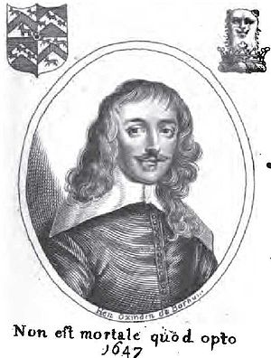 Sir Henry Oxenden, 1st Baronet - Image: Sir Henry Oxenden 1st Baronet