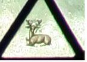 Francis Skeat - Skeat's mark as seen at Holy Trinity, Crockham Hill, Kent