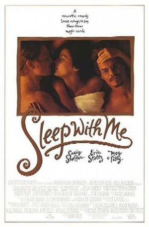 Sleep with Me - Theatrical release poster