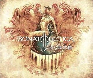 <i>Stones Grow Her Name</i> 2012 studio album by Sonata Arctica