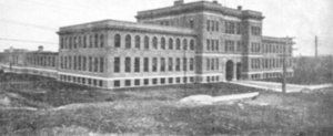 Lowell Technological Institute - Southwick Hall in 1903