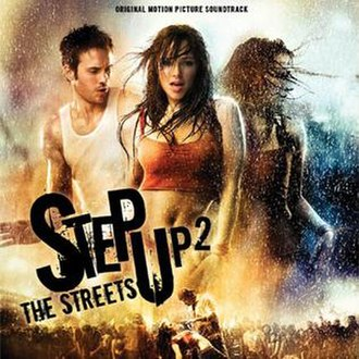 Step Up 2: The Streets (soundtrack) - Image: Step Up 2 The Streets OST