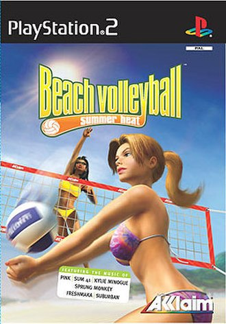 Summer Heat Beach Volleyball - Image: Summer Heat Beach Volleyball