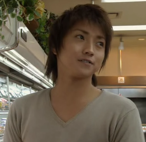 Light Yagami - Tatsuya Fujiwara as Light in the ''Death Note'' film series.