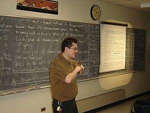 Teacher BHodge