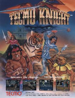Tecmo Knight Wikipedia