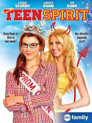 Teen Spirit (2011 film) - Image: Teen Spirit poster