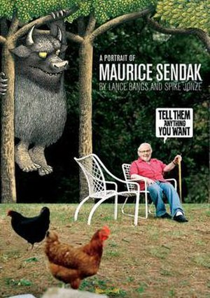 Tell Them Anything You Want: A Portrait of Maurice Sendak - Image: Tell Them Anything You Want
