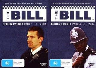<i>The Bill</i> (series 20)