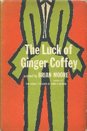 The Luck of Ginger Coffey (novel) - First US edition