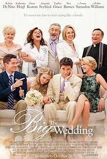 The Big Wedding - Wikipedia