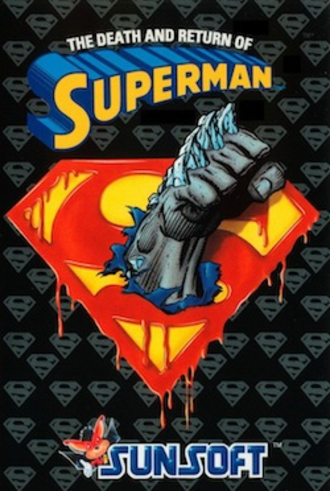 The Death and Return of Superman - Cover art