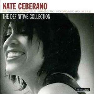 True Romantic - Image: The Definitive Collection Kate Ceberano