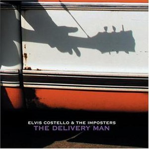 The Delivery Man - Image: The Delivery Man cover