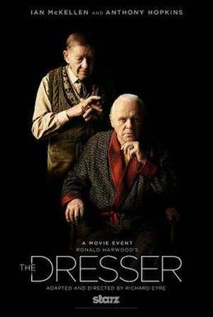 The Dresser (2015 film) - Television release poster
