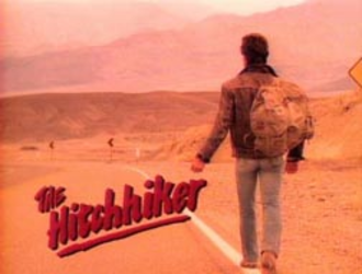 The Hitchhiker (TV series) - The Hitchhiker title screen