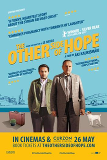 <i>The Other Side of Hope</i> 2017 Finnish film directed by Aki Kaurismäki