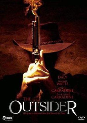 The Outsider (2002 film) - Image: The Outsider (2002 film)