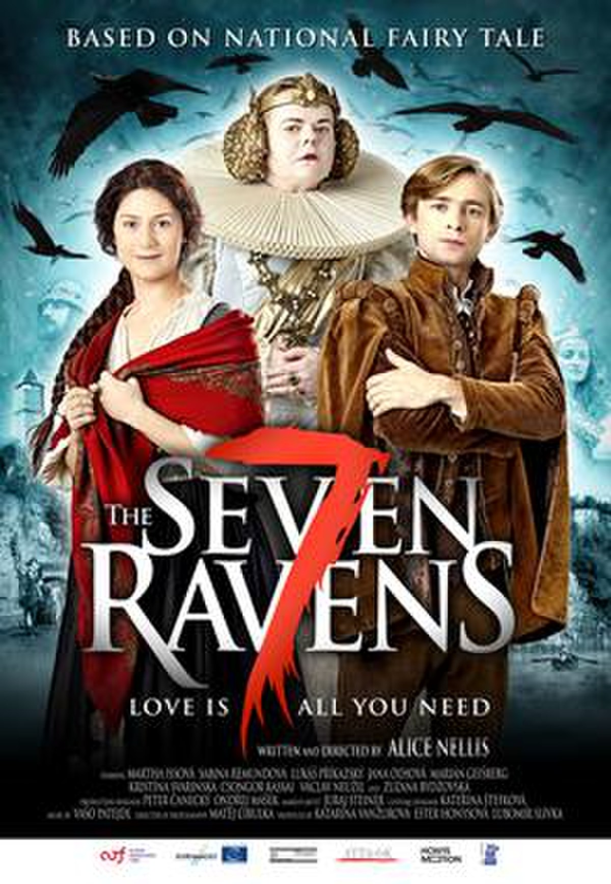The Seven Most Popular Types Of Businesses: The Seven Ravens (2015 Film)