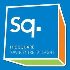 The Square Tallaght - Image: The Square Logo