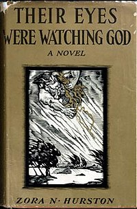 an analysis of the character janie in the novel their eyes were watching god by zora neale hurston Character analysis janie crawford killicks starks woods  the migrants character map zora neale hurston biography  in their eyes were watching god involve .
