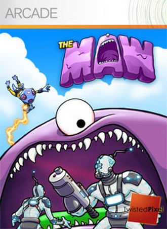 The Maw (video game) - Xbox Live Arcade cover