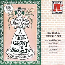 A Tree Grows In Brooklyn Musical Wikipedia