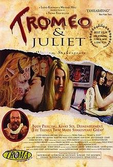 Tromeu e Julieta: Versão do Diretor Online Dublado