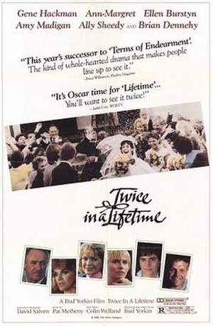 Twice in a Lifetime (film) - Theatrical release poster
