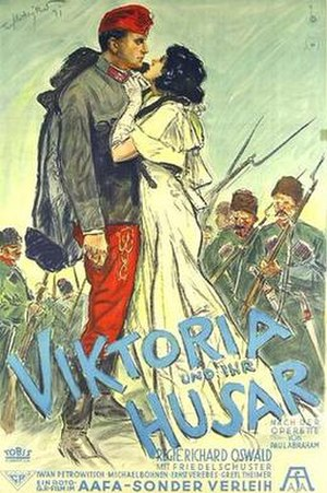 Victoria and Her Hussar (1931 film) - Image: Victoria and Her Hussar (1931 film)