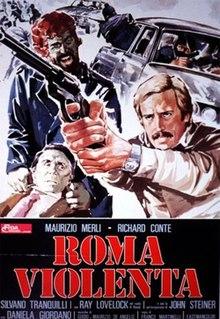 <i>Violent Rome</i>